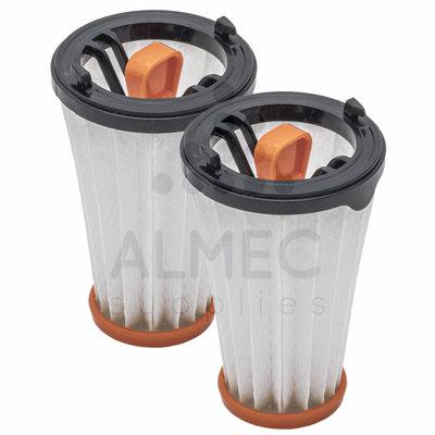 AEG AEF144 Filterset Ergo Rapido series (merkloos)