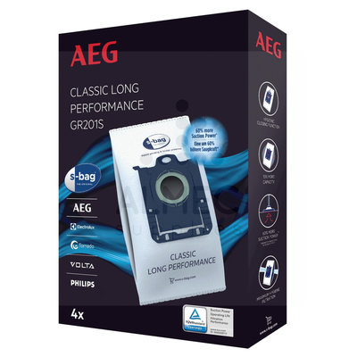 AEG Origineel SBAG 2.0 GR201S