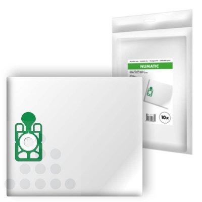 Numatic NVM 1CH filterplus (10 stuks)