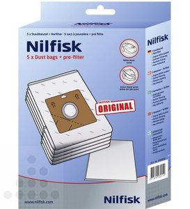 Stofzuigerzakken Nilfisk Action/Bravo (5)